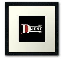 Cool Djent Framed Print