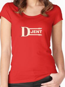 Cool Djent Women's Fitted Scoop T-Shirt