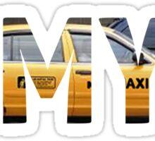 HIMYM - Taxi Sticker