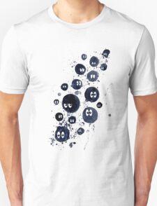 Splatter Soot Sprite Unisex T-Shirt