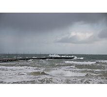 Frankston Storm Photographic Print