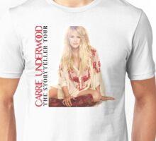 HITS CARRIE UNDERWOOD THE STORYTELLER Unisex T-Shirt