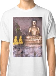 The Butterfly and the Buddha Classic T-Shirt