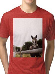My Wonderful Yogi Tri-blend T-Shirt