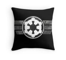 Galactic Empire Logo Throw Pillow