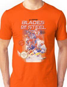 Blades of Steel Unisex T-Shirt