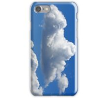 lonely as a cloud... iPhone Case/Skin