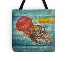 Jellyfish by Definition Tote Bag