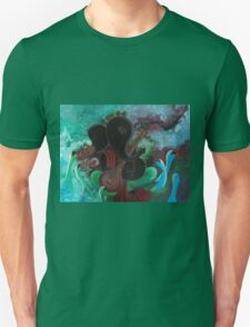 Swan Ganesha Unisex T-Shirt