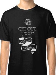 I Need To Go To My Mind Palace - BBC Sherlock Classic T-Shirt
