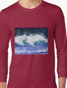 Where the seagulls fly Long Sleeve T-Shirt