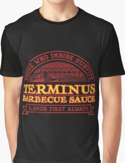 Terminus Sauge The Walking Dead  Graphic T-Shirt
