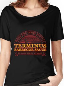 Terminus Sauge The Walking Dead  Women's Relaxed Fit T-Shirt