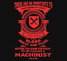 Machinist T-shirt Unisex T-Shirt