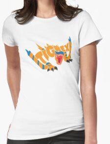Tigrex - Monster Hunter Womens Fitted T-Shirt