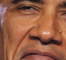 Obama - Judging Sticker