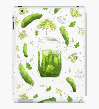 Pickles! iPad Case/Skin