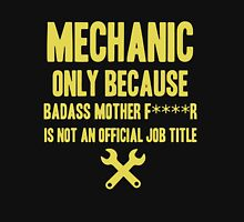 Mechanic Shirt Unisex T-Shirt