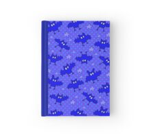 Ain't No Zombie Flying Fur Balls Hardcover Journal