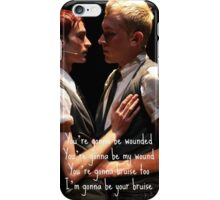 Word of Your Body Reprise iPhone Case/Skin