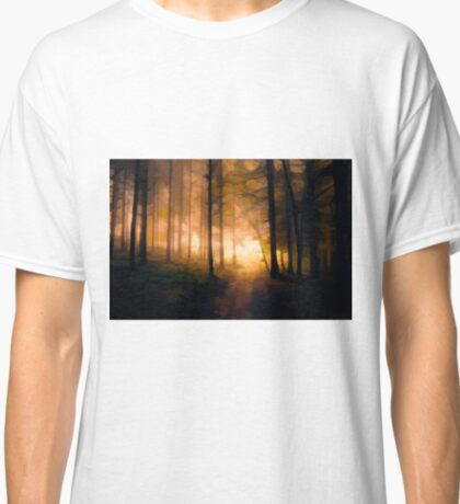 Forest Sunset Classic T-Shirt