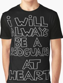 I'm a redguard Graphic T-Shirt