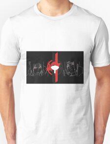 Sasuke and Itachi Uchiha Abstract Logo T-Shirt