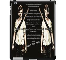 Newt's Death Scene (The Death Cure, Maze Runner) iPad Case/Skin