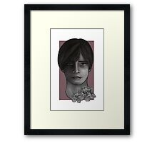 Tender Sugar Framed Print