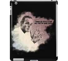 Good Old Humphrey iPad Case/Skin