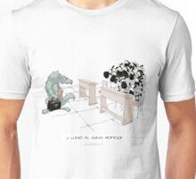 Como Borregos - The new teacher Unisex T-Shirt