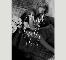 Clean Lyrics Taylor Swift Unisex T-Shirt