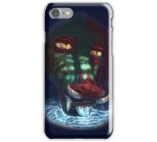 Apprehensive iPhone Case/Skin