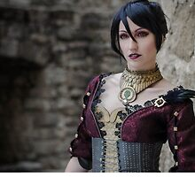 Dragon Age Inquisition Morrigan by Nebulaluben