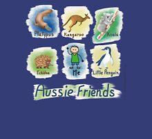 Me and My Aussie Friends - Boy Unisex T-Shirt