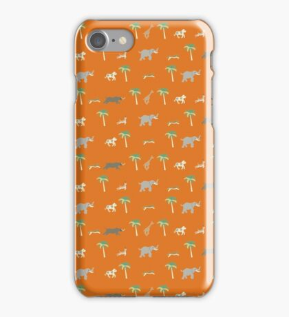 Pattern of The Darjeeling Limited & Hotel Chevalier iPhone Case/Skin