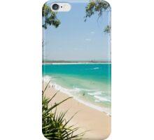 Luscious Little Cove : Bush to Beach iPhone Case/Skin