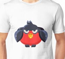 colorful bird Unisex T-Shirt