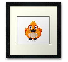 Colorful Bird  #1 Framed Print