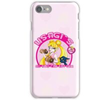 Usagi's All-You-Can-Eat Gym iPhone Case/Skin