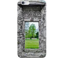 Greener Pastures iPhone Case/Skin