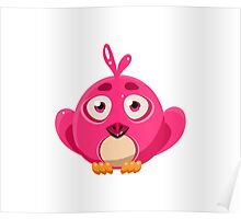 Colorful Bird  #2 Poster