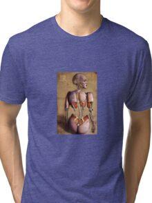 Beautiful on the Inside Tri-blend T-Shirt