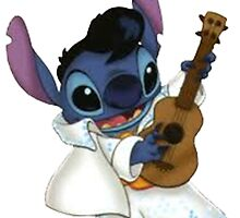Elvis stitch by James022