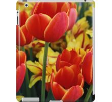 DC Tulips iPad Case/Skin