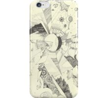 Lunar Landscape iPhone Case/Skin