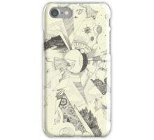 Lunar Landscape iPhone Case/Skin
