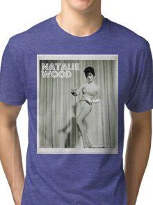 Natalie Wood Tri-blend T-Shirt