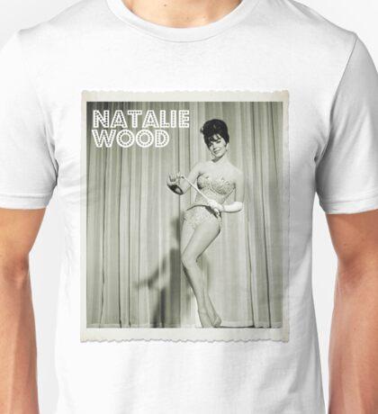 Natalie Wood Unisex T-Shirt