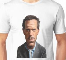 Celebrity Sunday - Hugh Laurie Unisex T-Shirt